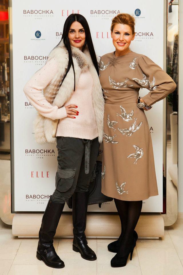 Новое пространство babochka, совмещающее бутик fendi, концепт-стор с новыми для города марками